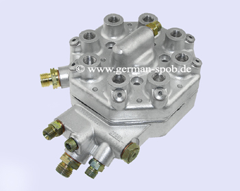 Bosch Fuel Distributor  Regenerated Condition Mercedes Benz Sl  C107 350 Slc Coupe   (Bosch: 0438100034, 0 438 100 034, 0-438-100-034, 0 986 438 034, 0986438034)